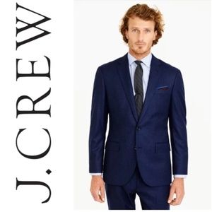J.CREW Crosby Vitale Barberis 100% Wool Blazer 42S